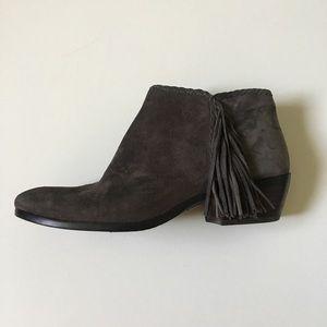 * Sam Edelman * gray booties